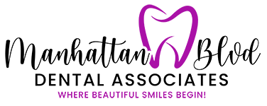 Manhattan Blvd. Dental Associates. Logo