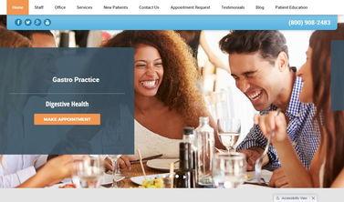 Austin Theme Desktop Preview Image