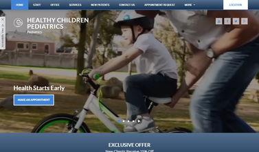 Wichita Theme Desktop Preview Image