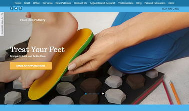 Colton Theme Desktop Preview Image