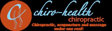 Chiro-Health Chiropractic Logo