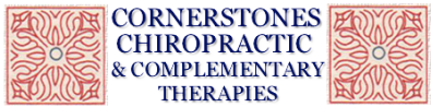 Cornerstones Chiropractic and Complementary Therapies Logo
