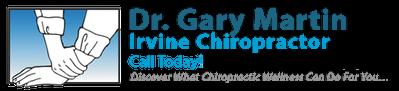 Dr. Gary Martin, Irvine Chiropractor