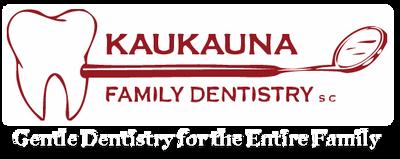 Kaukauna Family Dentistry logo