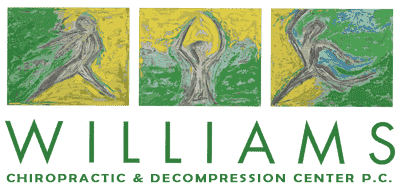 WILLIAMS Chiropractic & Decompression Center P.C. Logo