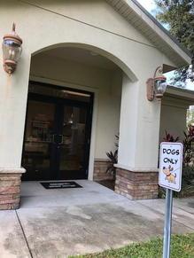 Dog Entrance