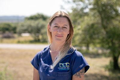 Veterinary Clinic Staff