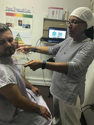 patient examination