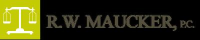 R.W. MAUCKER, P.C.