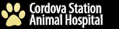 Cordova Station Animal Hospital Logo