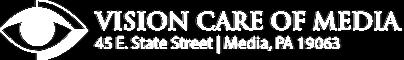 Vision Care of Media Logo