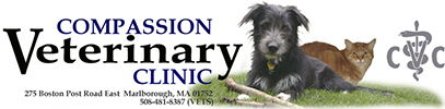 COMPASSION Veterinary Clinic Logo