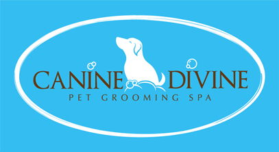 Pet Grooming Spa Logo