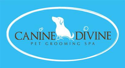 Pet Grooming Spa Logo
