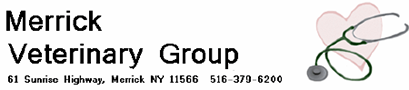 Merrick Veterinary Group Logo