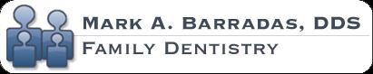 Mark A. Barradas, D.D.S. logo