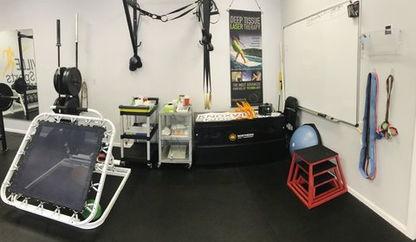More Gym Equipment