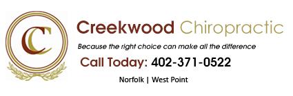 Creekwood Chiropractic Logo