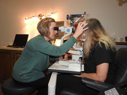 Optometry in Action