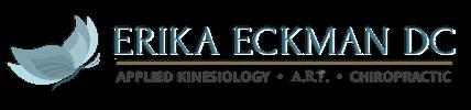 Erika Eckman, DC Logo
