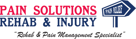 Pain Solutions Rehab and Injury Logo