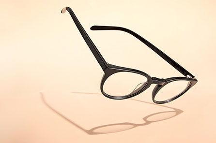 fashionable glasses
