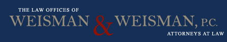 Weisman & Weisman, P.C.