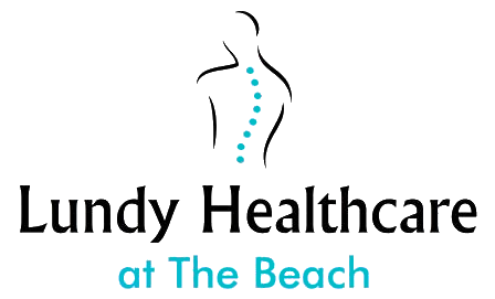 Lundy Healthcare at the Beach Logo
