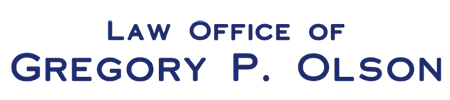 Law Office of Gregory P. Olson