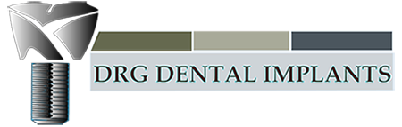 DRG Dental Implants Logo