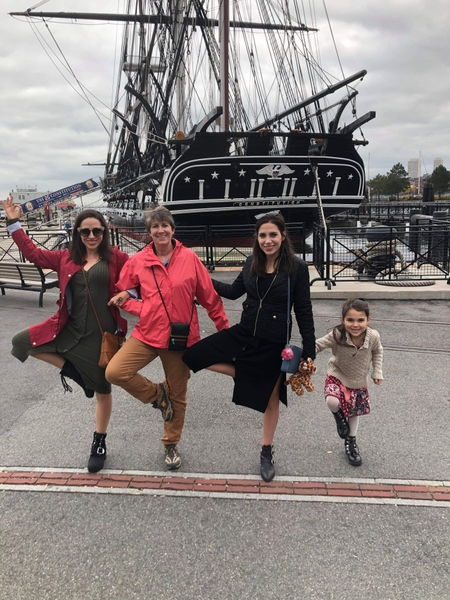 USS Constitution, Boston 2019