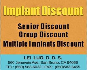 Implant Discount
