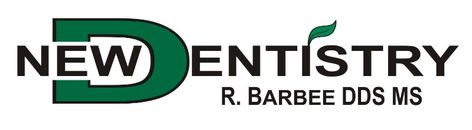new dentistry r. barbee dds ms logo