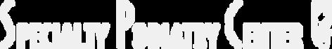 Specialty Podiatry Center Logo