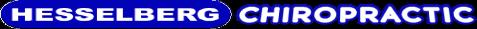 Hesselberg Chiropractic Logo