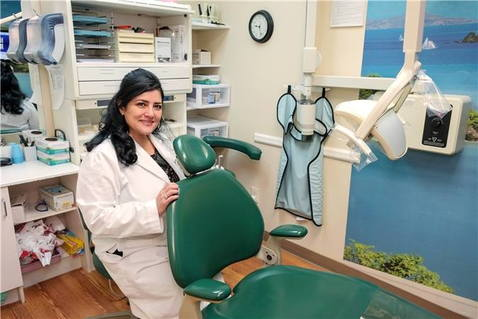 Dr. Maria Martinez dentist