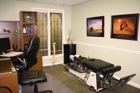 Pearl Street patient room