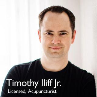 timothy iliff jr. acupuncturist