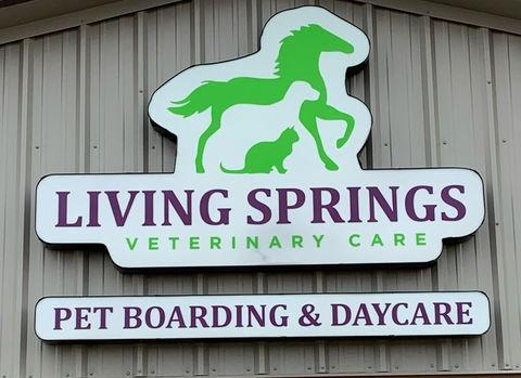 Living Springs Vet