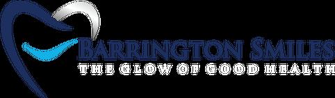 Barrington smiles logo