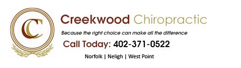 Creekwood Chiropractic Logo transp