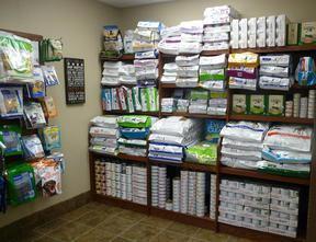 Full line of prescription diets