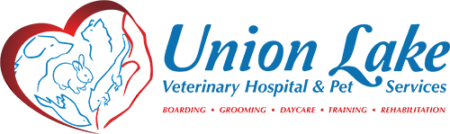 Union Lake Veterinary Hospital logo