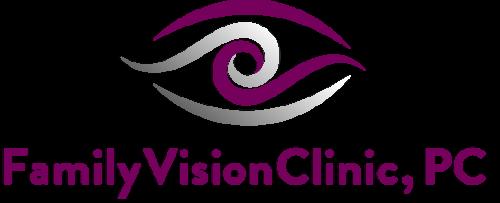 Round eyeglass logo