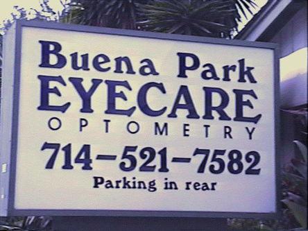 Buena Park Eyecare in Buena Park CA