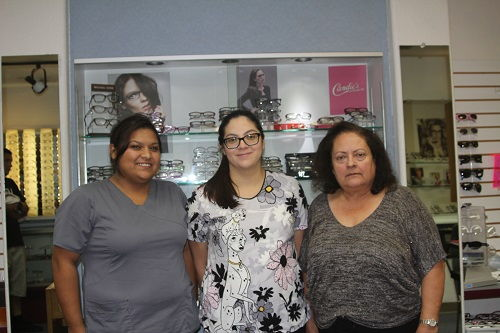 Staff at Buena Park Eyecare