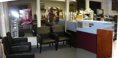 Our Buena Park Optometrist waiting room