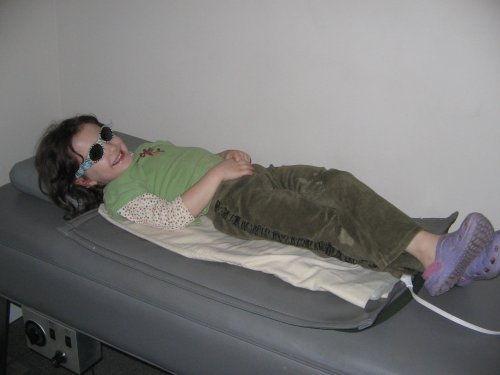 Pediatric Chiropractic Gallery