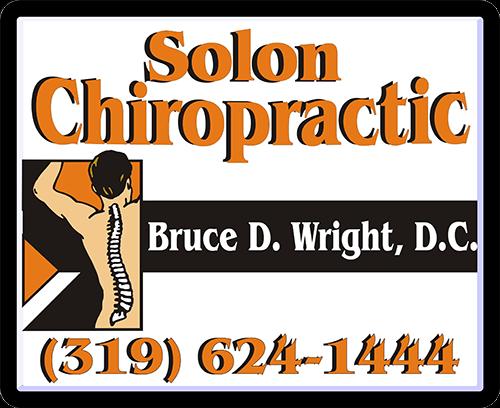Solon Chiropractic Logo