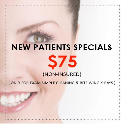 New Patients Specials